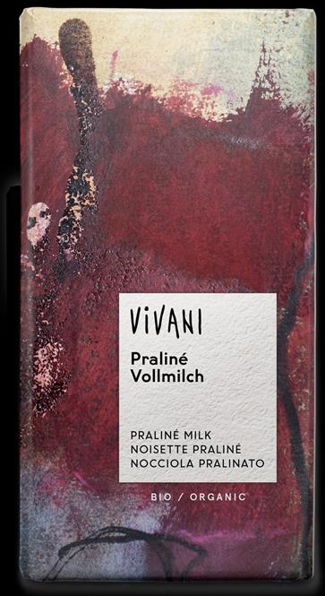 Praliné Nougat chocolate