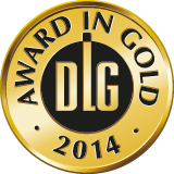 DLG Gold award 2014