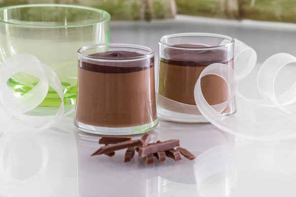 Foto Mousse au Chocolat – all you need is cream!